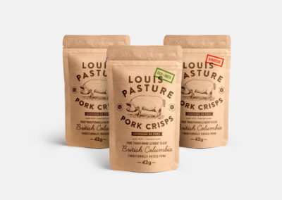 Louis Pasture Pork Rinds